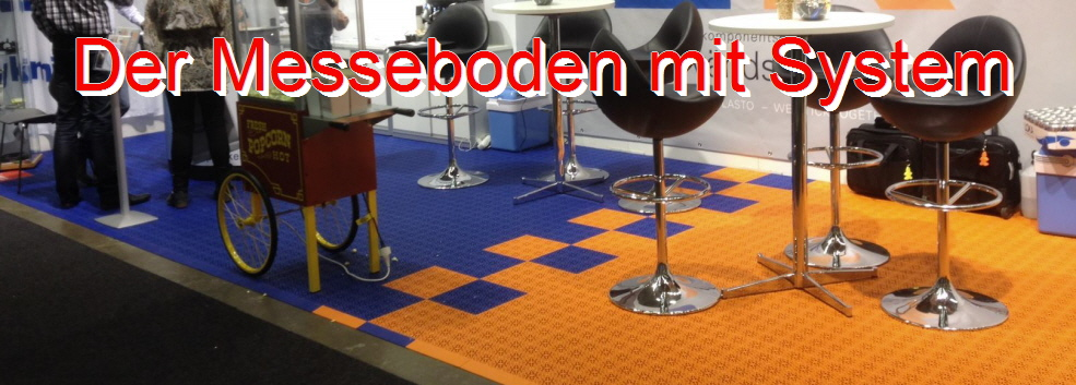 Event- und Messeboden EXPOCORD RIPS